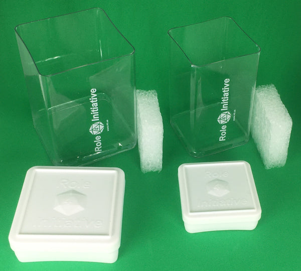Plastic Display Box