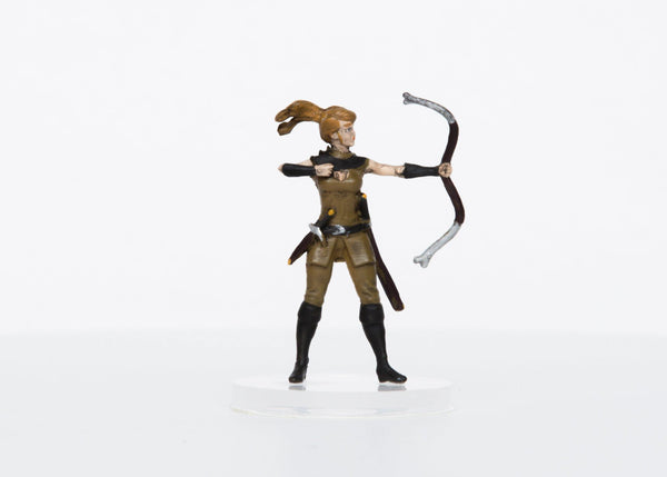 Female Human Archer