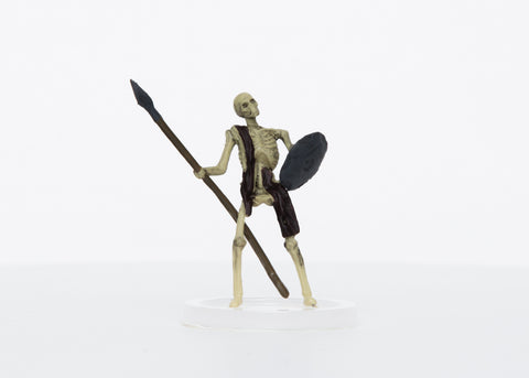 Skeleton Spearman