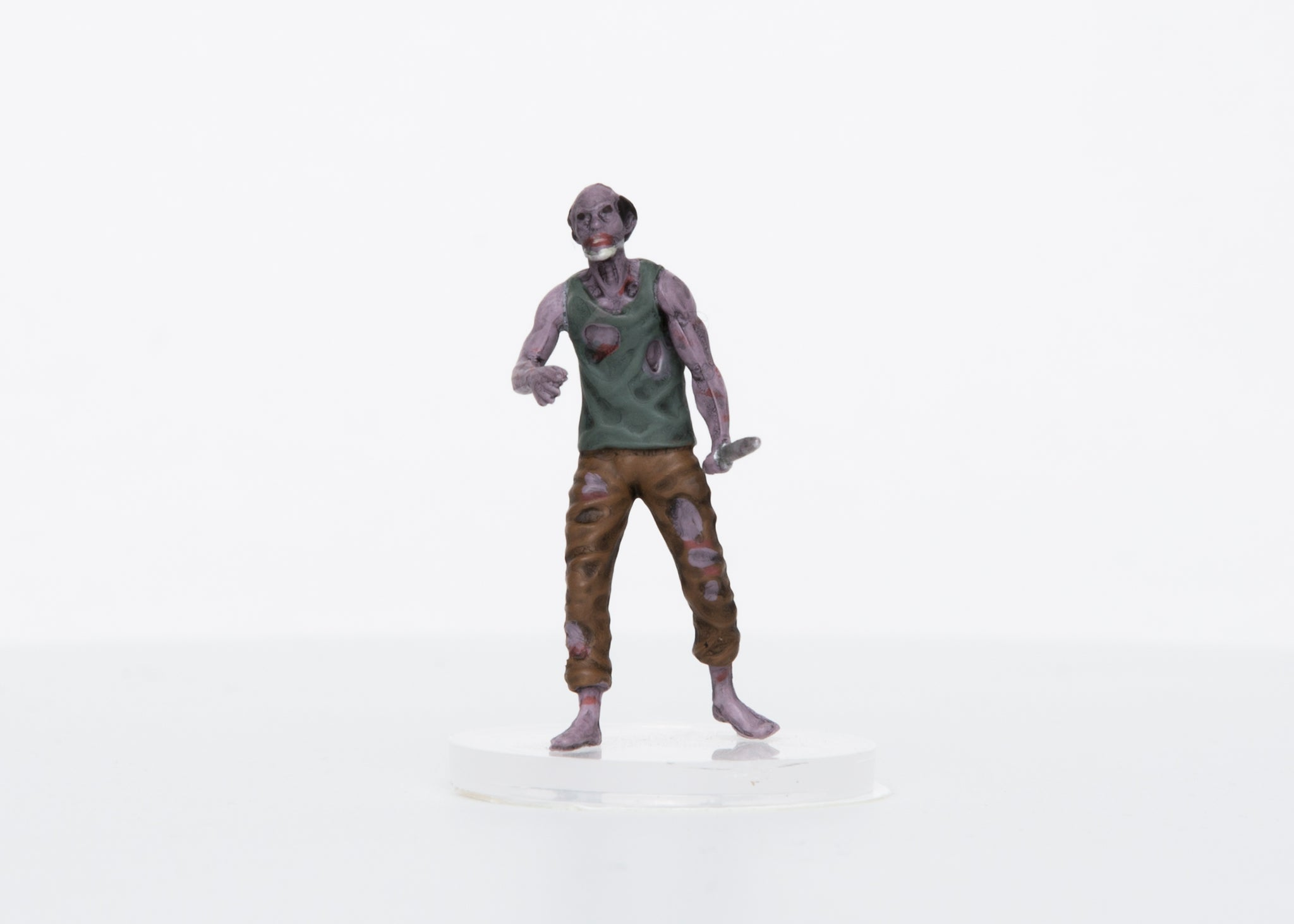 Zombie Male Human Slasher