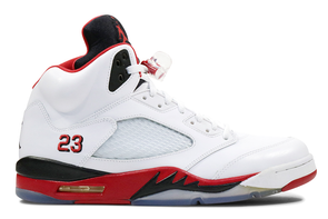 "Air Jordan 5 Retro ""Fire Red"" - ShopRetroKicks"