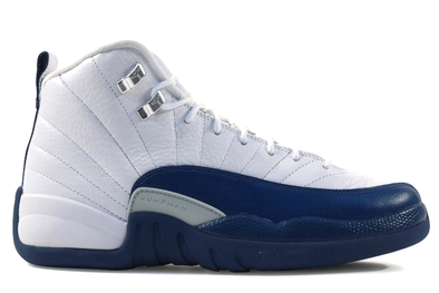 "Air Jordan 12 Retro ""French Blue"" GS - ShopRetroKicks"