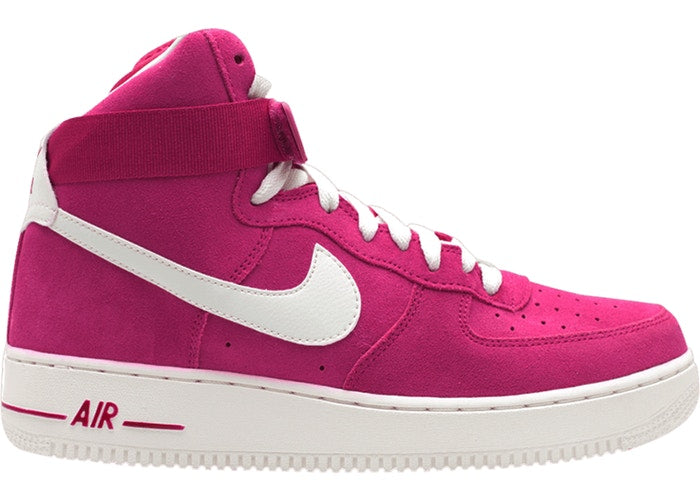 """Air Force 1 High '07 """"Suede Pink"""