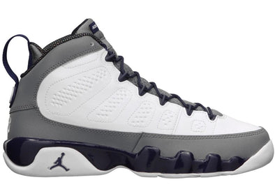 Jordan 9 Retro White Purple