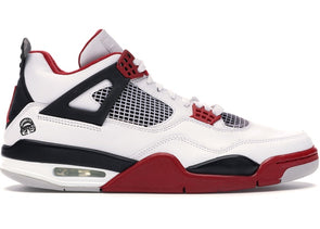 Jordan 4 Retro Fire Red Mars Blackmon