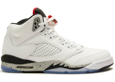 Jordan 5 Retro White Cement (GS)