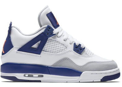 Jordan 4 Retro Deep Royal Blue (GS)