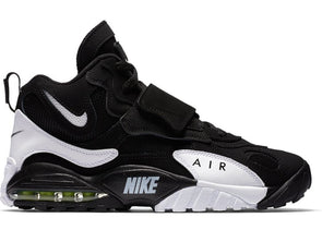 Nike Air Max Speed Turf Black White Voltage Yellow