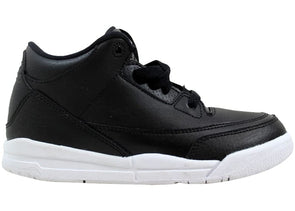 Air Jordan 3 Retro BP Black (PS)