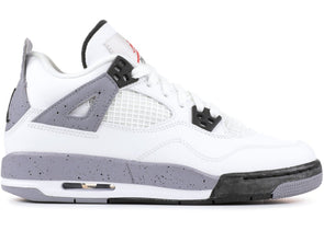 Jordan 4 Retro White Cement 2012 (GS)