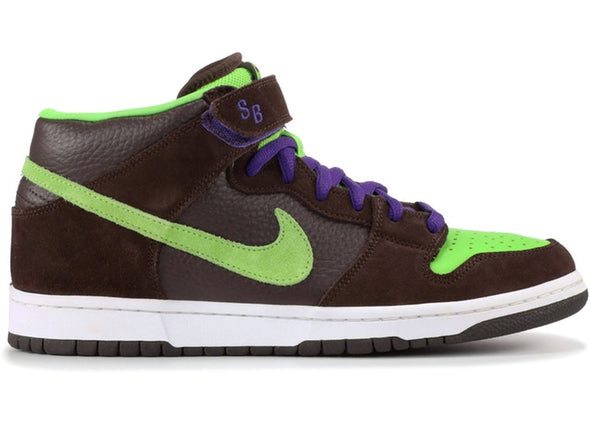 Nike Dunk SB Mid Donatello
