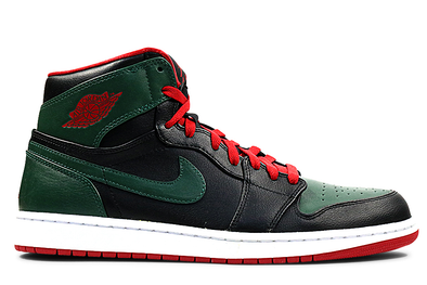 "Air Jordan 1 Retro ""Green Gucci"" - ShopRetroKicks"