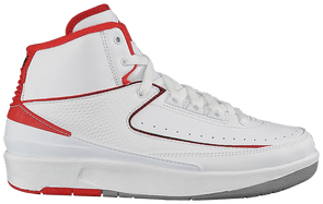 Jordan 2 Retro White Red 2014 (GS)