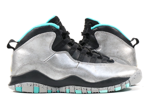 "Air Jordan 10 Retro ""Lady Liberty"" GS Pre-Owned Sz 4y - ShopRetroKicks"