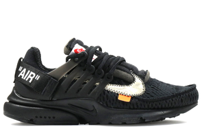 "Nike Air Off-White Presto ""Black Cone"""