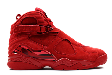 "Air Jordan 8 Retro ""Valentines"" Wmn - ShopRetroKicks"