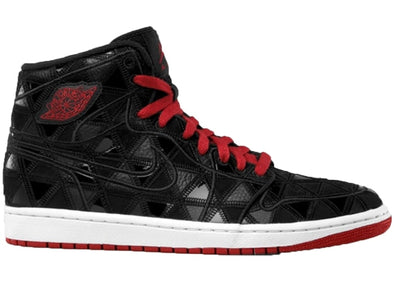 Jordan 1 Retro J2K Black Varsity Red