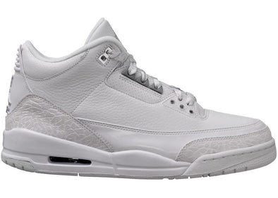 Jordan 3 Retro Pure White