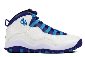 "Air Jordan 10 Retro ""Charlotte"" GS"