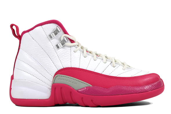 "Air Jordan 12 Retro ""Vivid Pink"" GS - ShopRetroKicks"