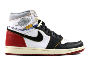 "Air Jordan 1 Retro High ""Union Los Angeles Black"" - ShopRetroKicks"