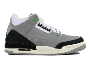 "Air Jordan 3 Retro ""Chlorophyll"" GS"