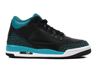 "Air Jordan 3 Retro GG ""Teal"" GS - ShopRetroKicks"