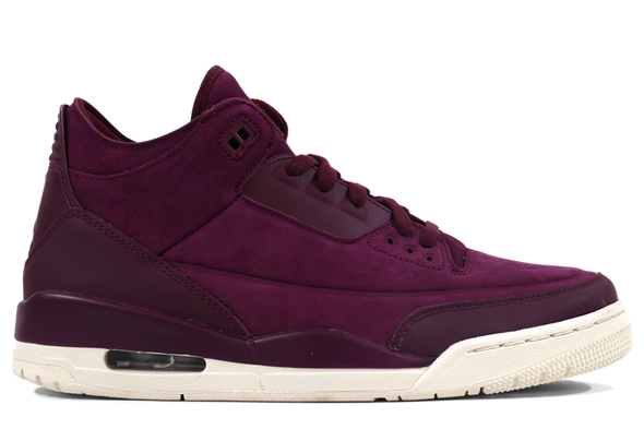 "Air Jordan 3 Retro WMNS ""Bordeaux"" - ShopRetroKicks"