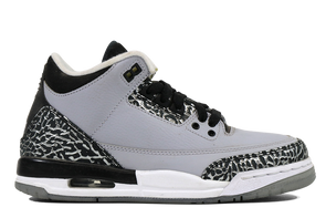 "Air Jordan 3 Retro ""Wolf Grey"" GS"