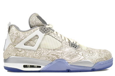 "Air Jordan 4 Retro ""30th Ann. Laser"" - ShopRetroKicks"