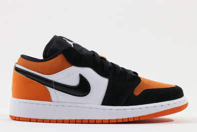 "Air Jordan 1 Retro Low ""Shattered Backboards"" GS - ShopRetroKicks"