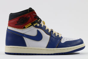 "Air Jordan 1 Retro High ""Union Los Angeles Blue Toe"" - ShopRetroKicks"