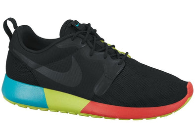 Nike Roshe Run Black Venom Green WMNS