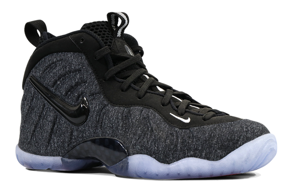 Air Foamposite Pro Wool Fleece