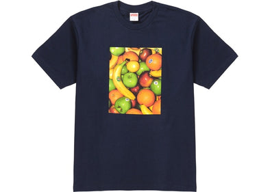 Supreme Fruit Tee Navy