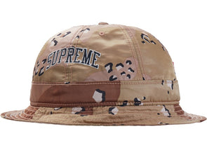 Supreme Levi's Nylon Bell Hat Chocolate Chip Camo
