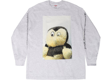 Supreme Mike Kelley AhhYouth! L/S Tee Ash Grey