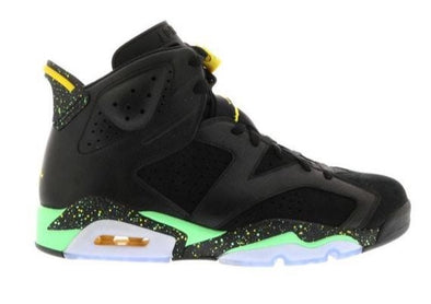 Jordan 6 Retro Brazil World Cup