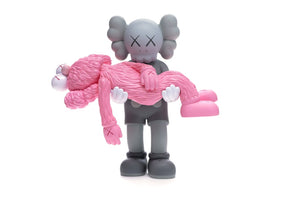 Kaws Gone Figure Pink