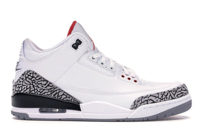 Jordan 3 Retro White Cement