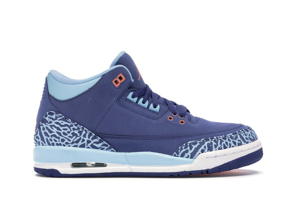 "Air Jordan 3 Retro ""Purple Dust"" GS"