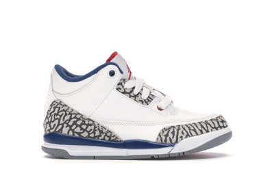 Jordan 3 Retro True Blue 2016 (PS)