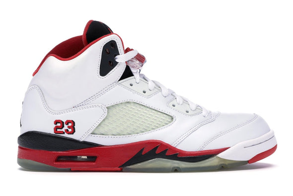 Jordan 5 Retro Fire Red (2006)