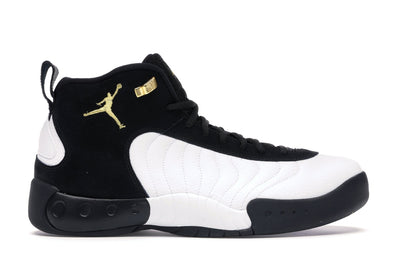 Jordan Jumpman Pro Black White Metallic Gold (2018)