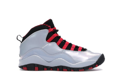 Jordan 10 Retro Wolf Grey Black Legion (GS)