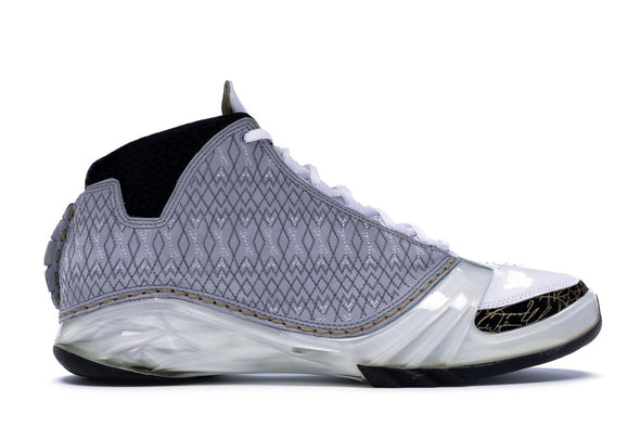 Jordan 23 White Stealth