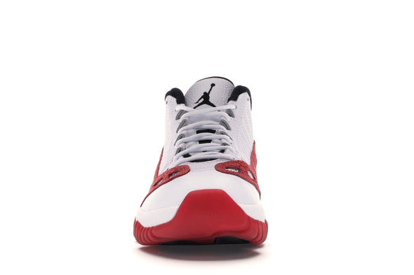 Jordan 11 Retro Low IE White Gym Red