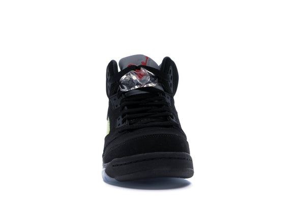 "Air Jordan 5 Retro ""Metallic Black"" GS"