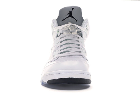 "Air Jordan 5 Retro ""White Metallic"""