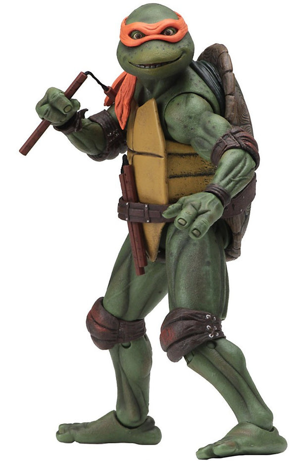 Teenage Mutant Ninja Turtles Action Figure Michelangelo